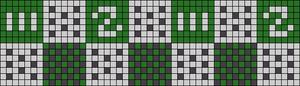 Alpha pattern #27061