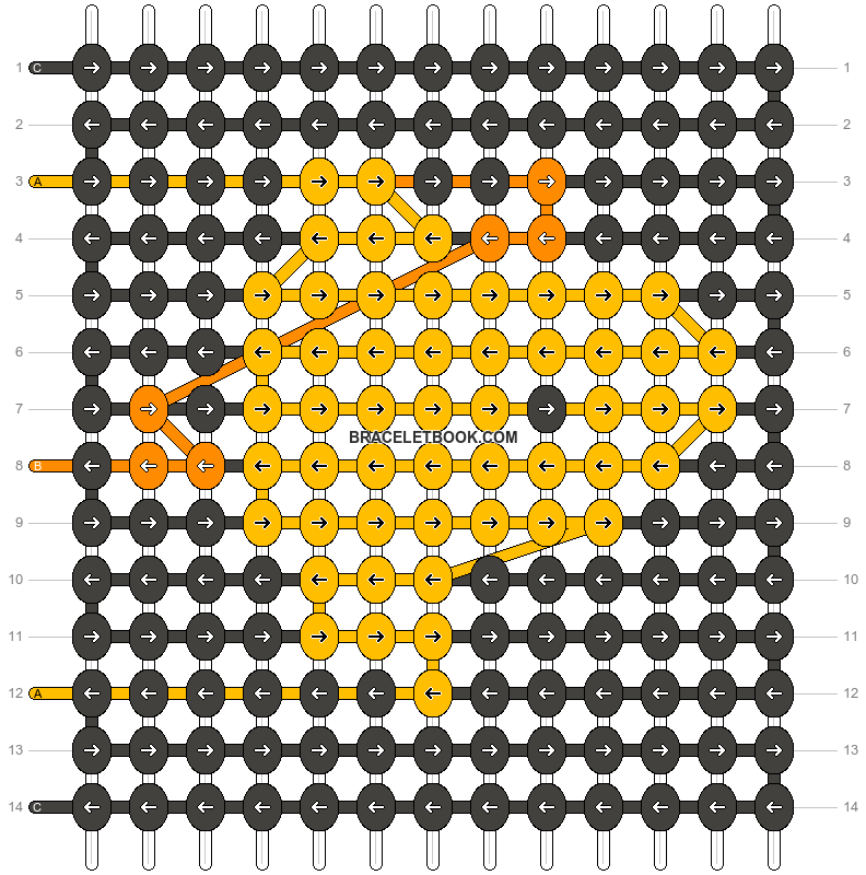 Alpha pattern #27092 pattern