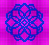 Alpha pattern #27114