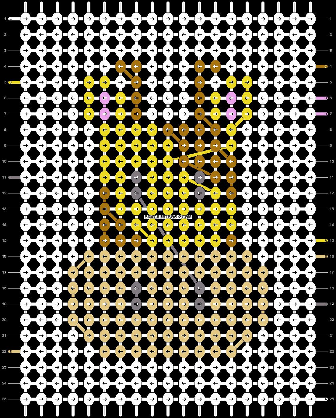 Alpha pattern #27118 pattern