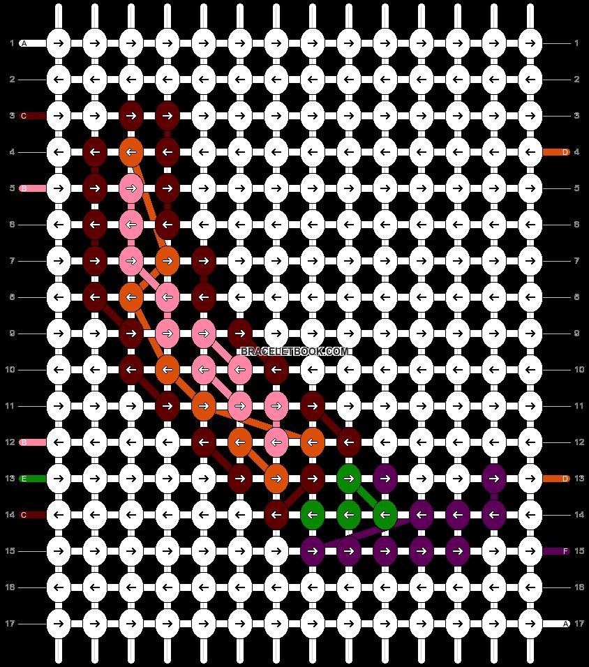 Alpha pattern #27129 pattern