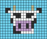 Alpha pattern #27136