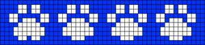 Alpha pattern #27155