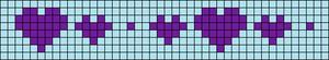 Alpha pattern #27159