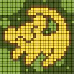 Alpha pattern #27172