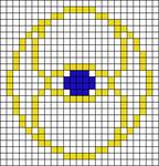 Alpha pattern #27178