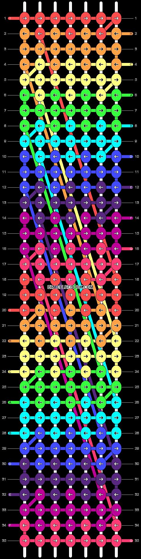 Alpha pattern #27210 pattern