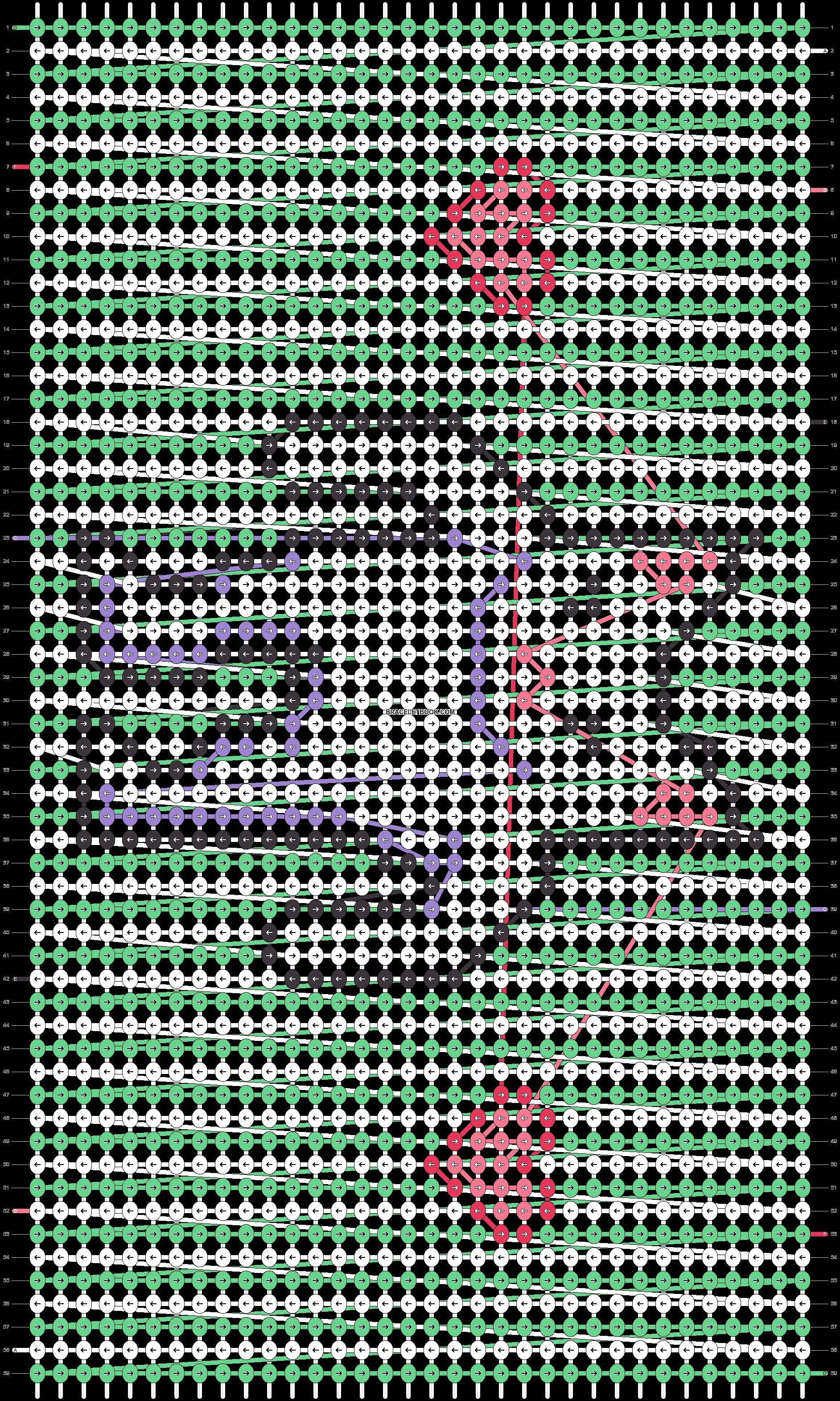 Alpha pattern #27213 pattern
