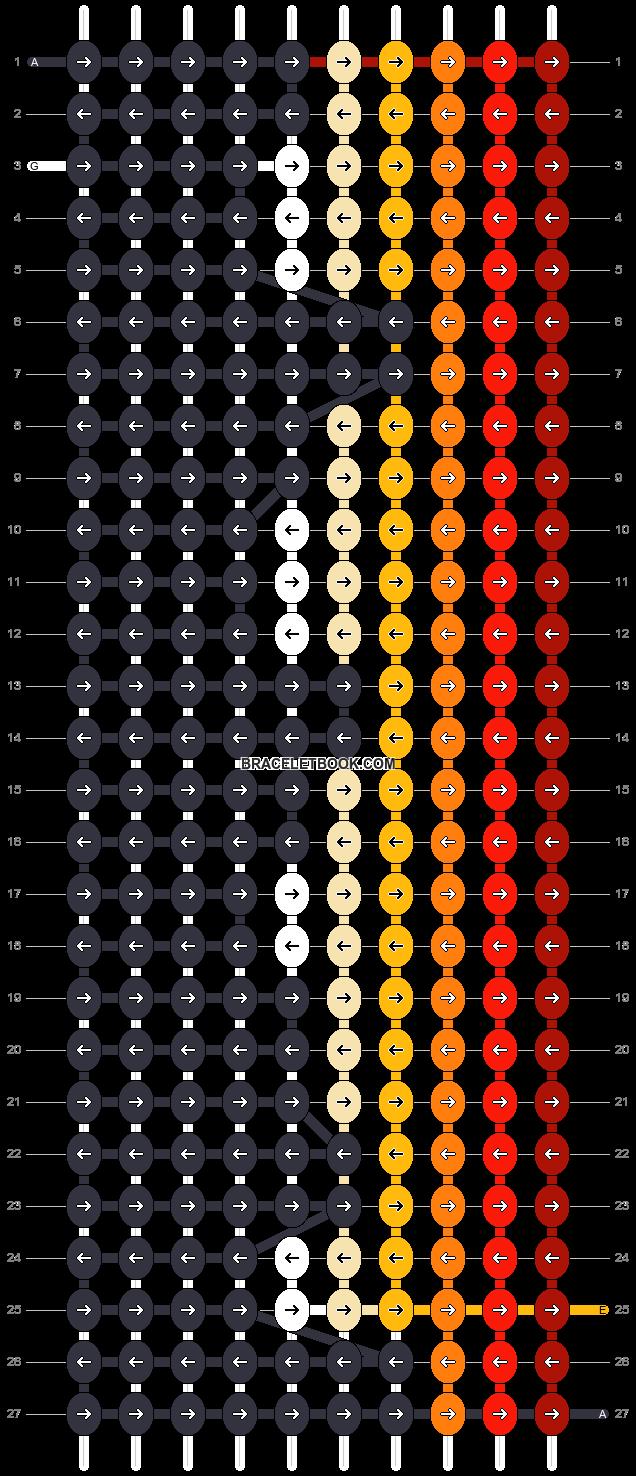 Alpha pattern #27223 pattern