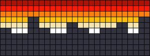 Alpha pattern #27223