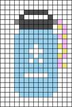 Alpha pattern #27224