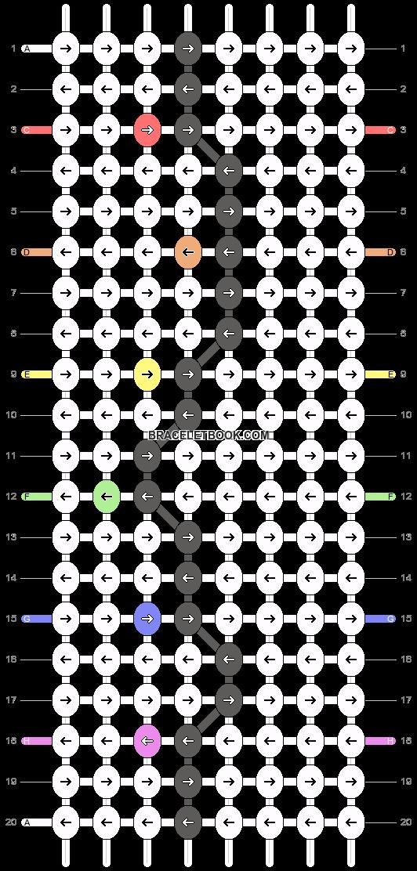 Alpha pattern #27225 pattern