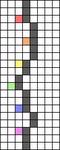 Alpha pattern #27225