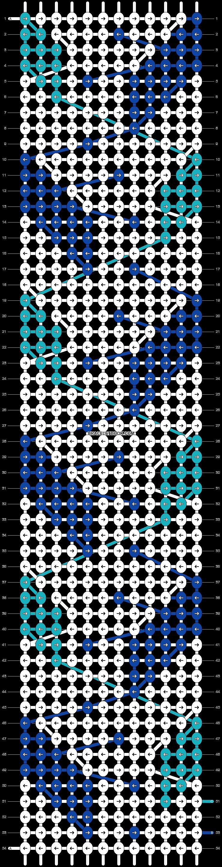 Alpha pattern #27246 pattern