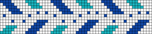 Alpha pattern #27246