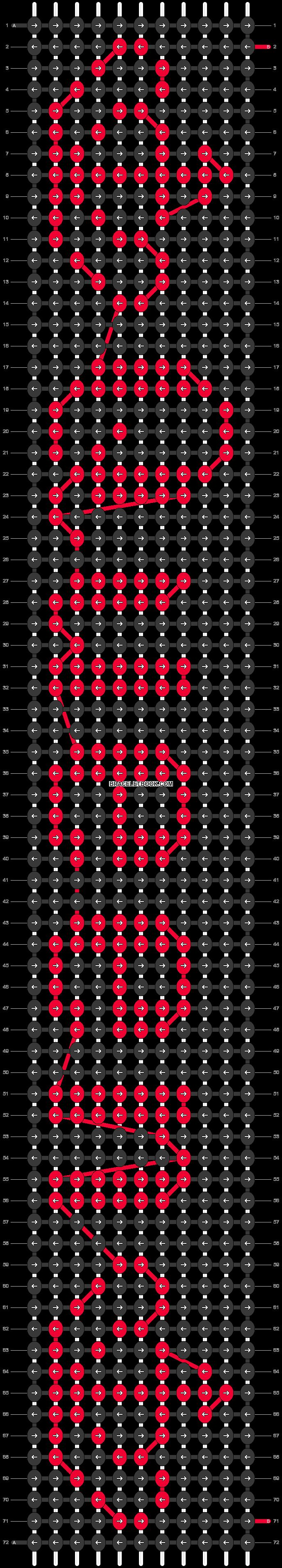 Alpha pattern #27264 pattern