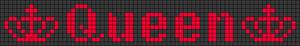 Alpha pattern #27264