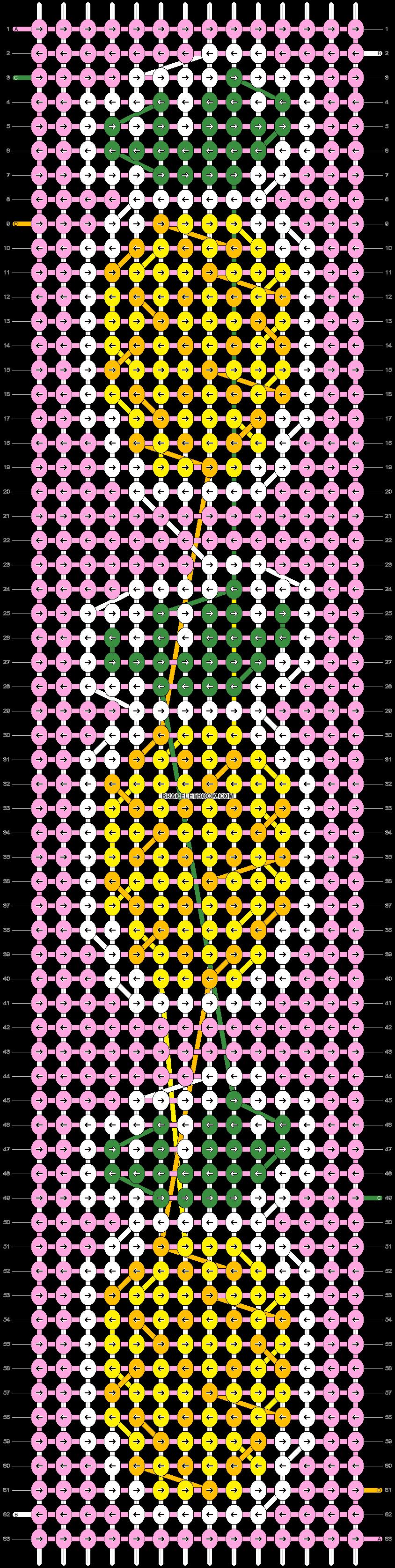 Alpha pattern #27284 pattern
