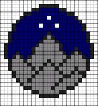 Alpha pattern #27286