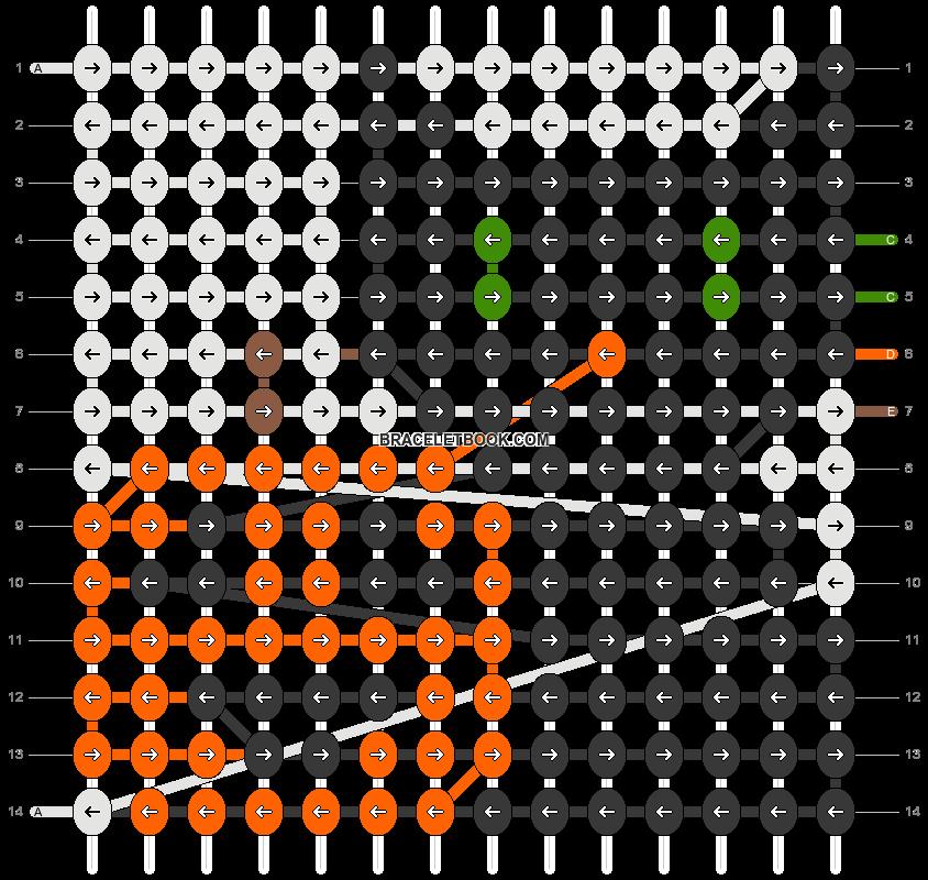 Alpha pattern #27295 pattern