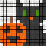 Alpha pattern #27295