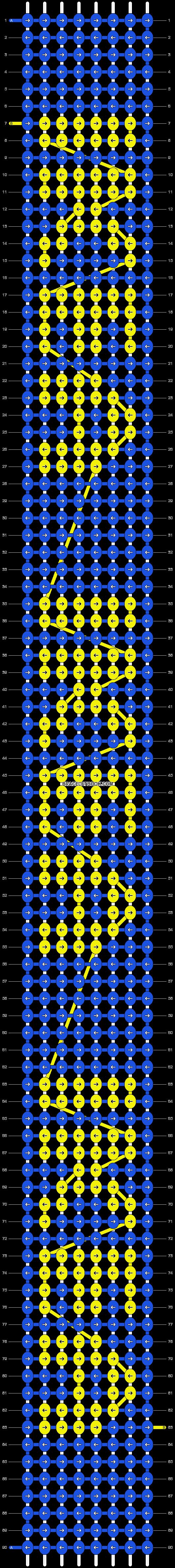 Alpha pattern #27305 pattern