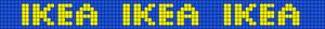 Alpha pattern #27305