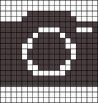 Alpha pattern #27310