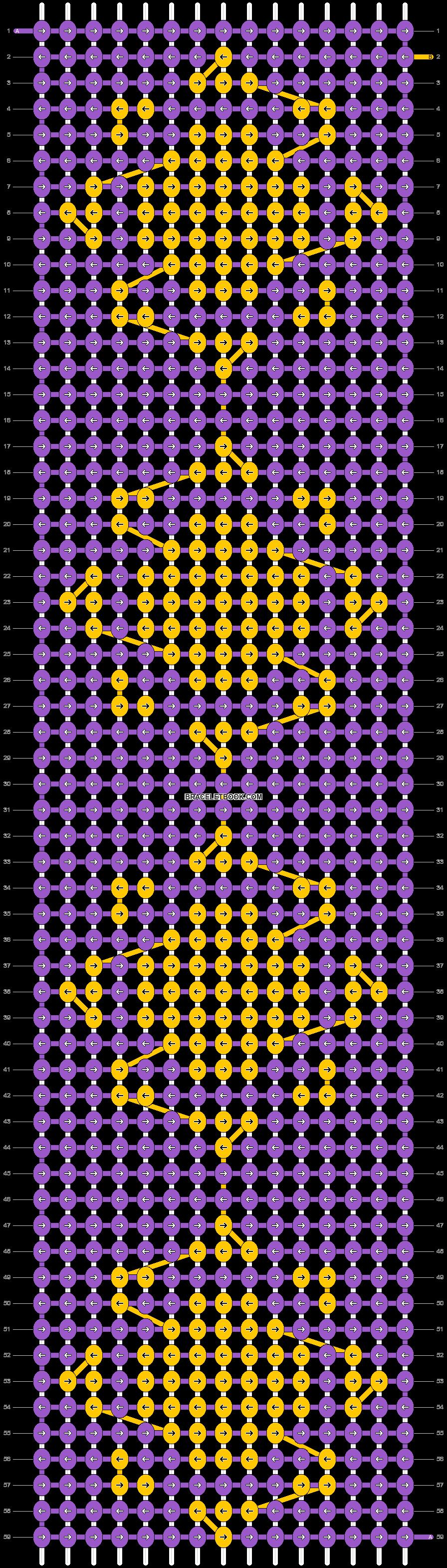 Alpha pattern #27315 pattern