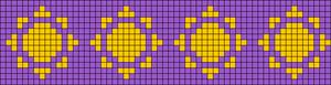 Alpha pattern #27315