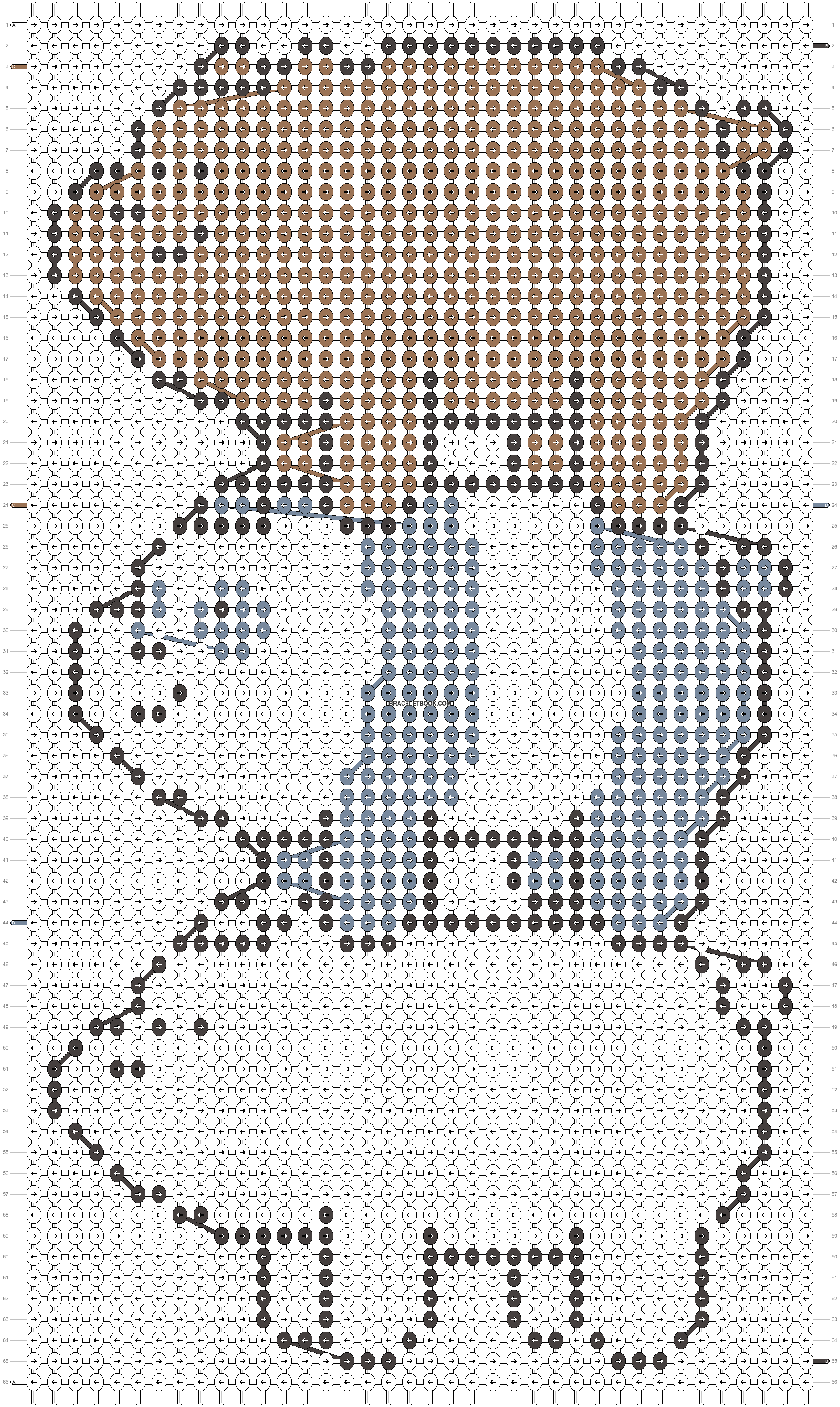 Alpha pattern #27318 pattern