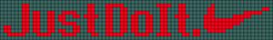 Alpha pattern #27320