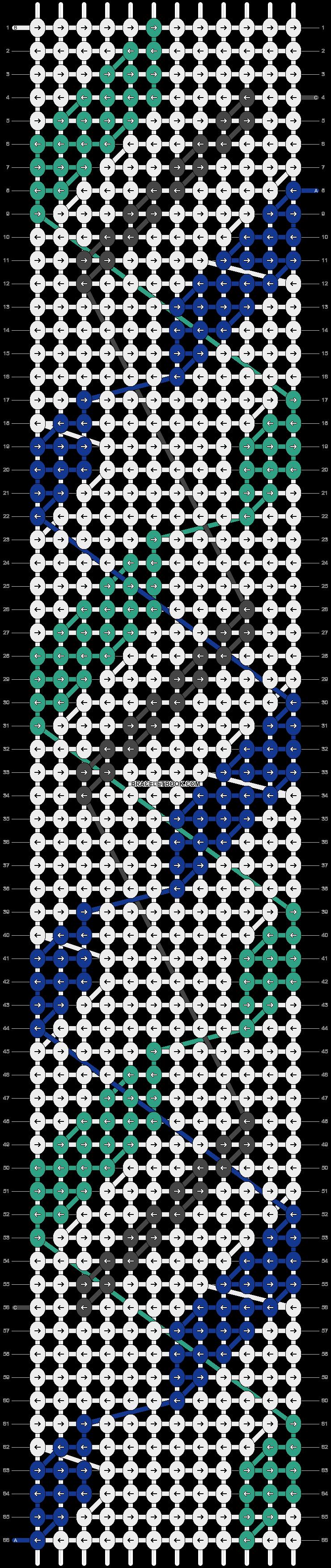Alpha pattern #27322 pattern