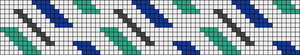 Alpha pattern #27322