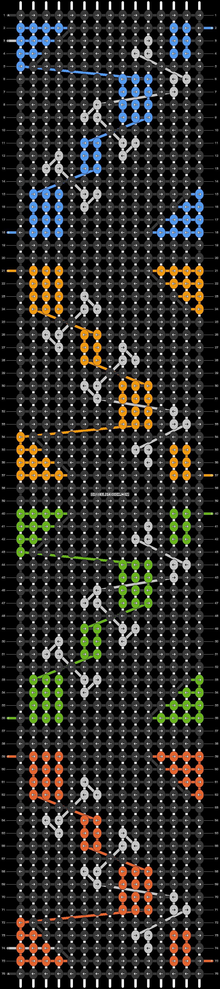 Alpha pattern #27323 pattern