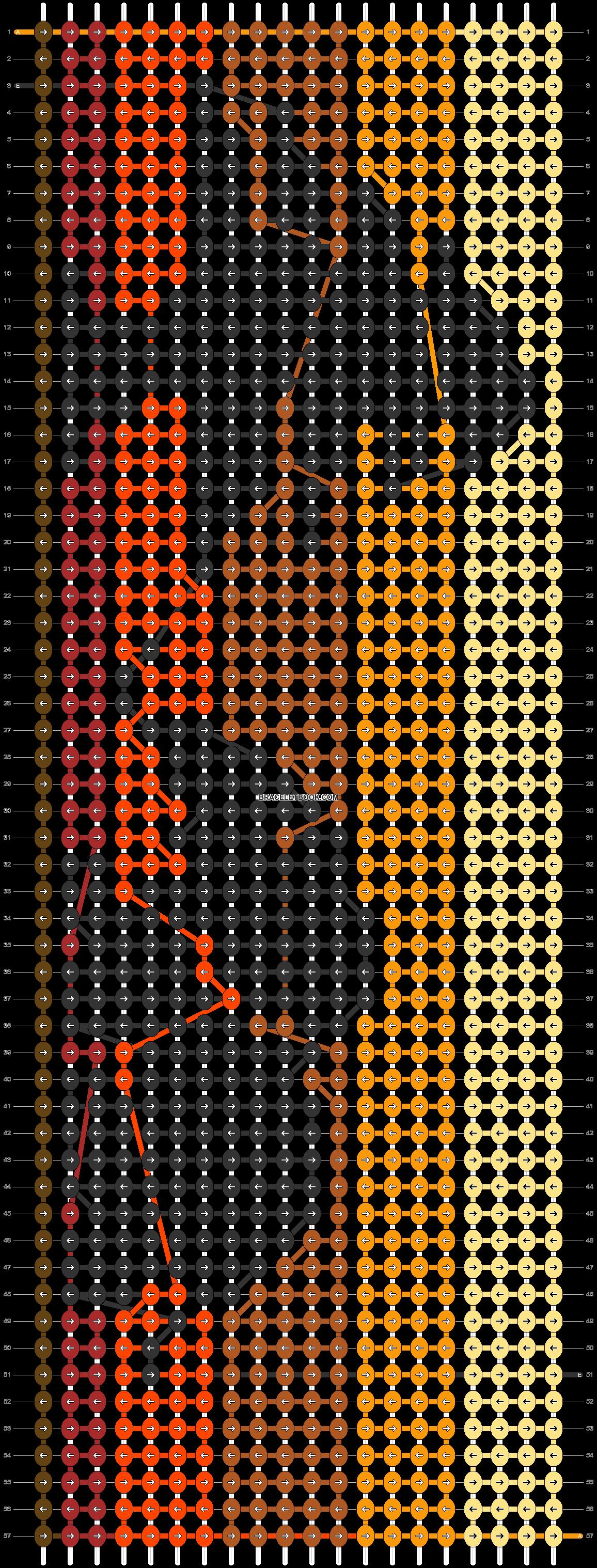 Alpha pattern #27326 pattern
