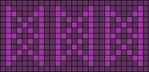 Alpha pattern #27328