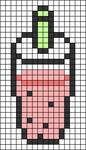 Alpha pattern #27355