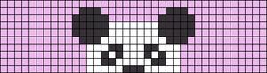 Alpha pattern #27364