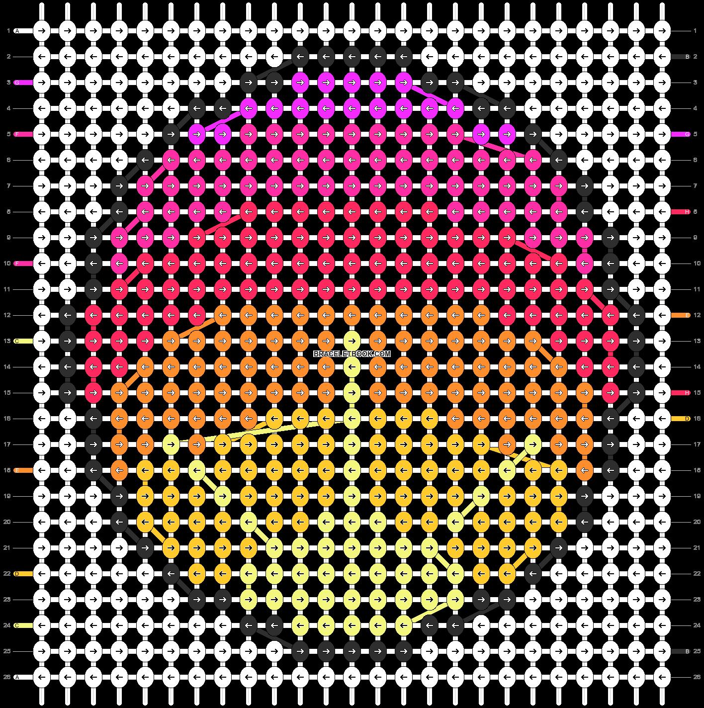 Alpha pattern #27371 pattern
