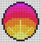 Alpha pattern #27371