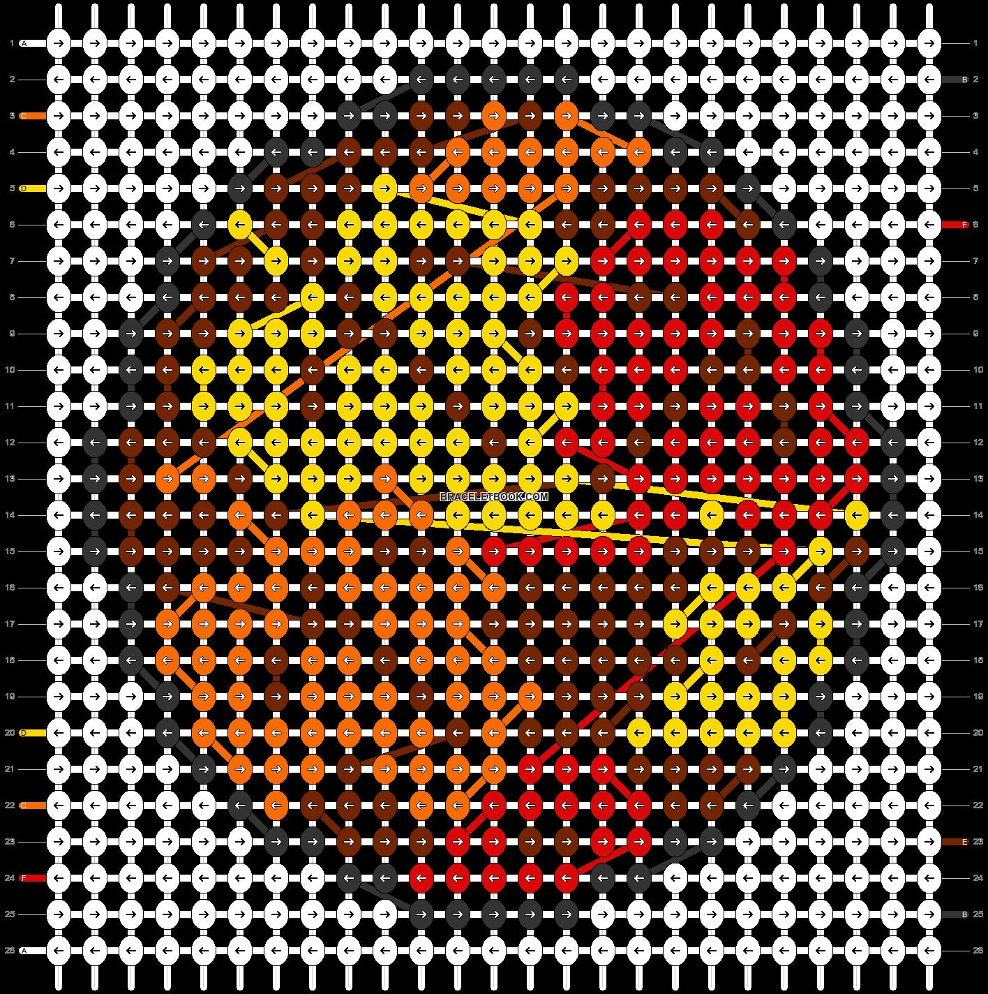 Alpha pattern #27372 pattern