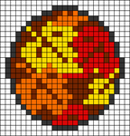 Alpha pattern #27372