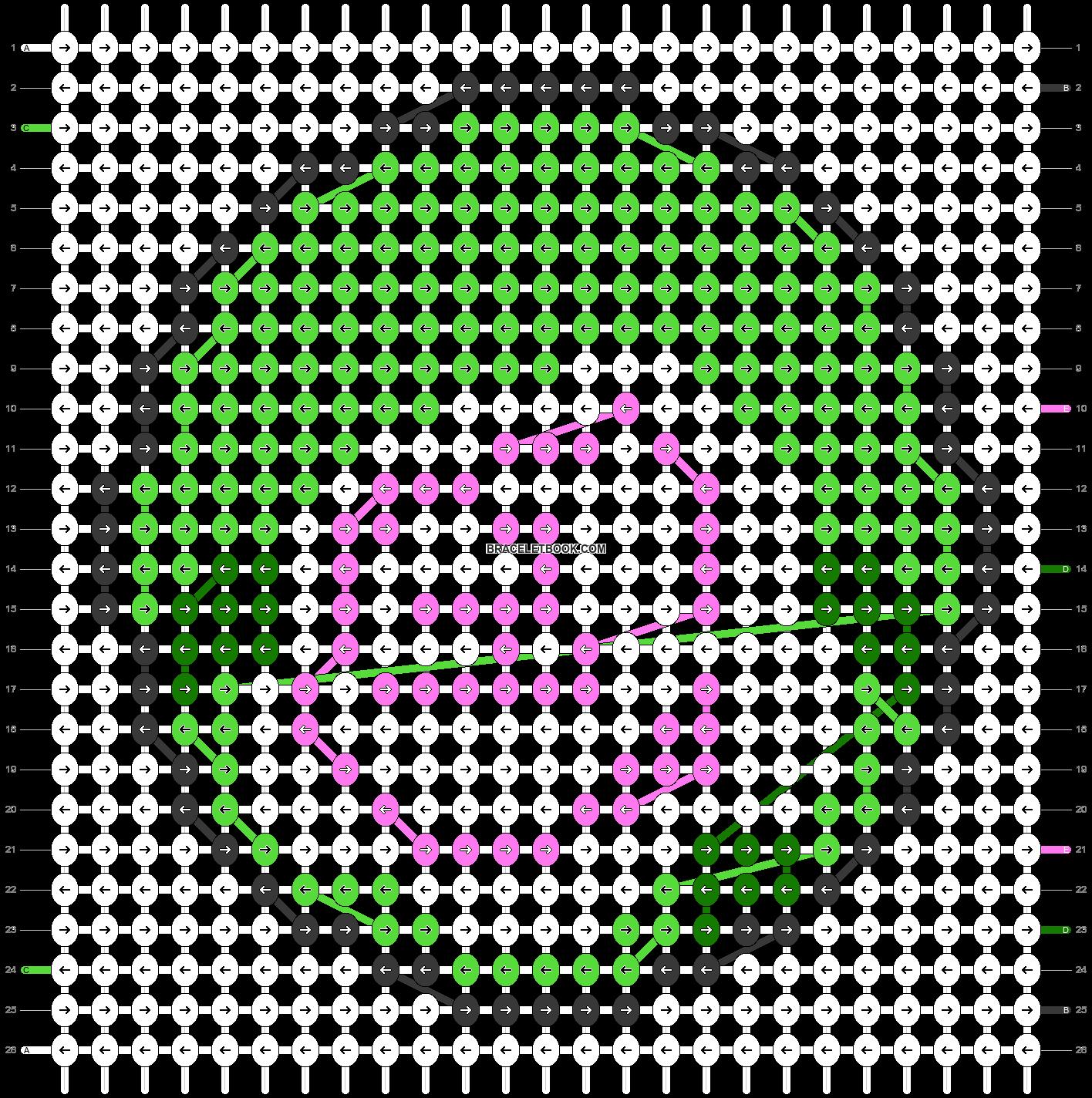 Alpha pattern #27373 pattern