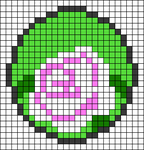 Alpha pattern #27373