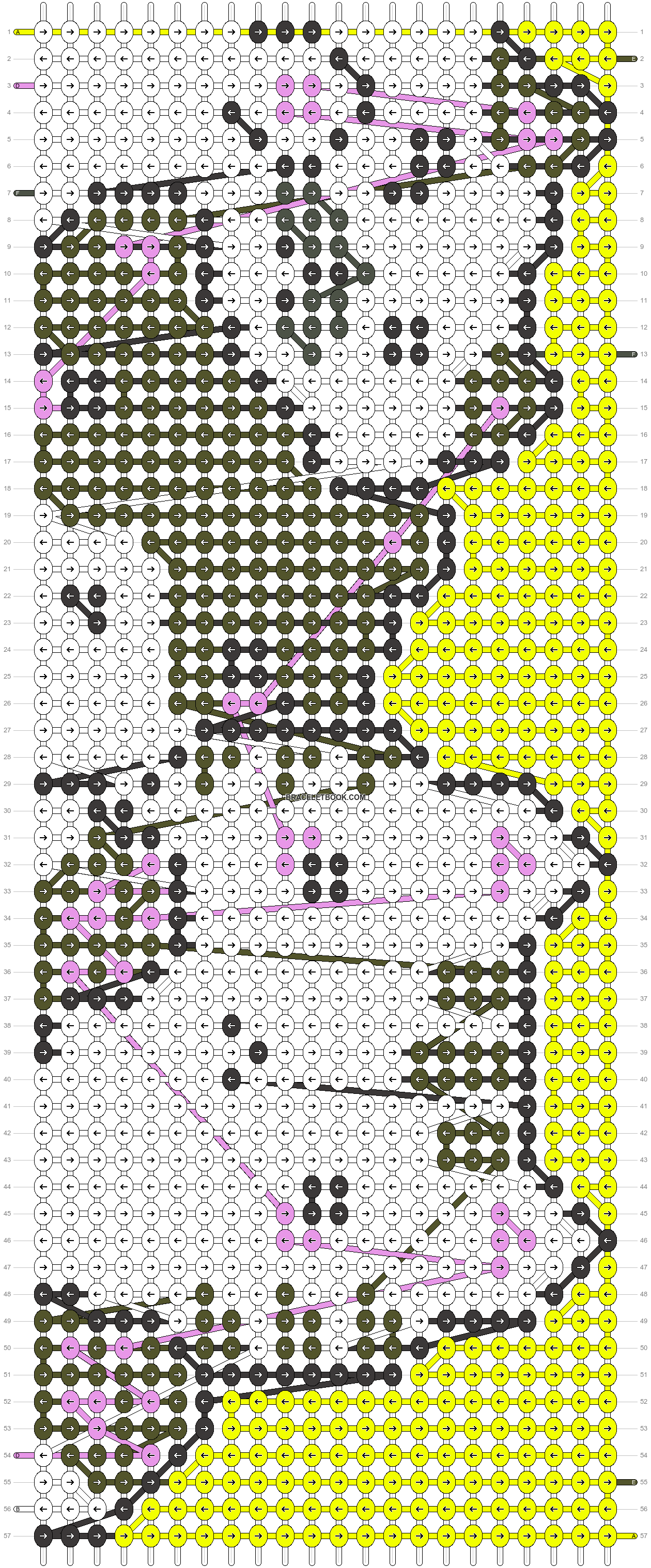 Alpha pattern #27385 pattern