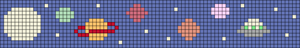 Alpha pattern #27386