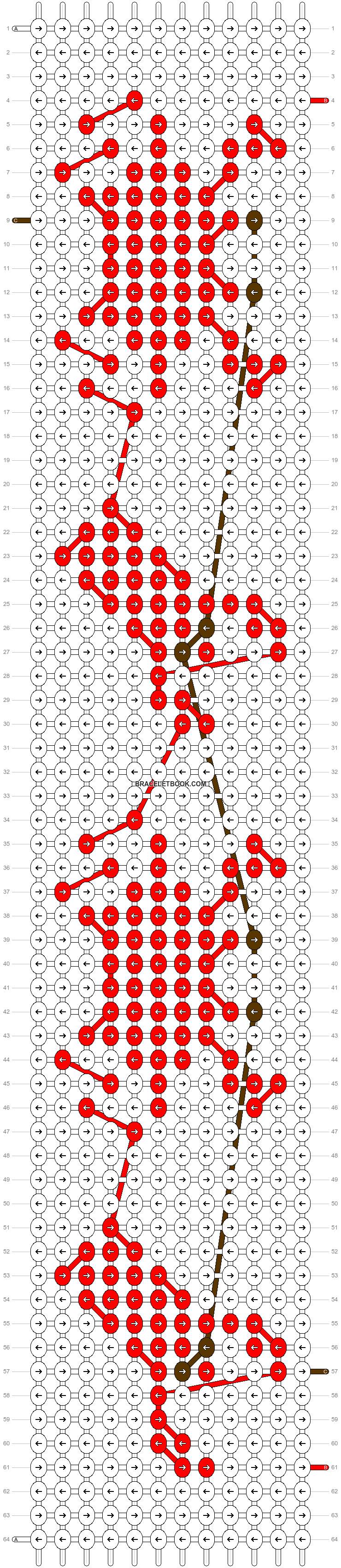 Alpha pattern #27389 pattern
