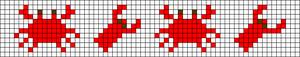 Alpha pattern #27389