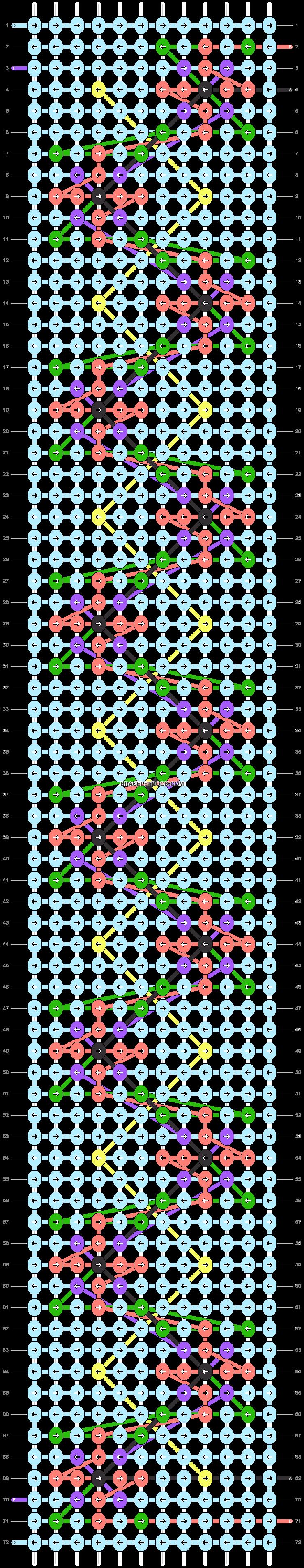 Alpha pattern #27397 pattern